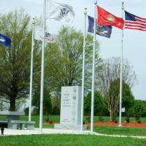 American Flagpole 2