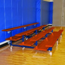 indoor bleachers