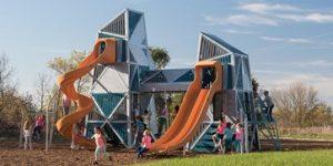 climbing playgrounds