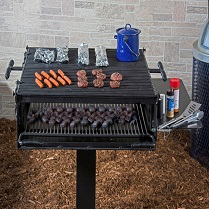 campground grill