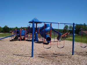 Boyne-Elementary-Michigan-PlayBooster-Swings
