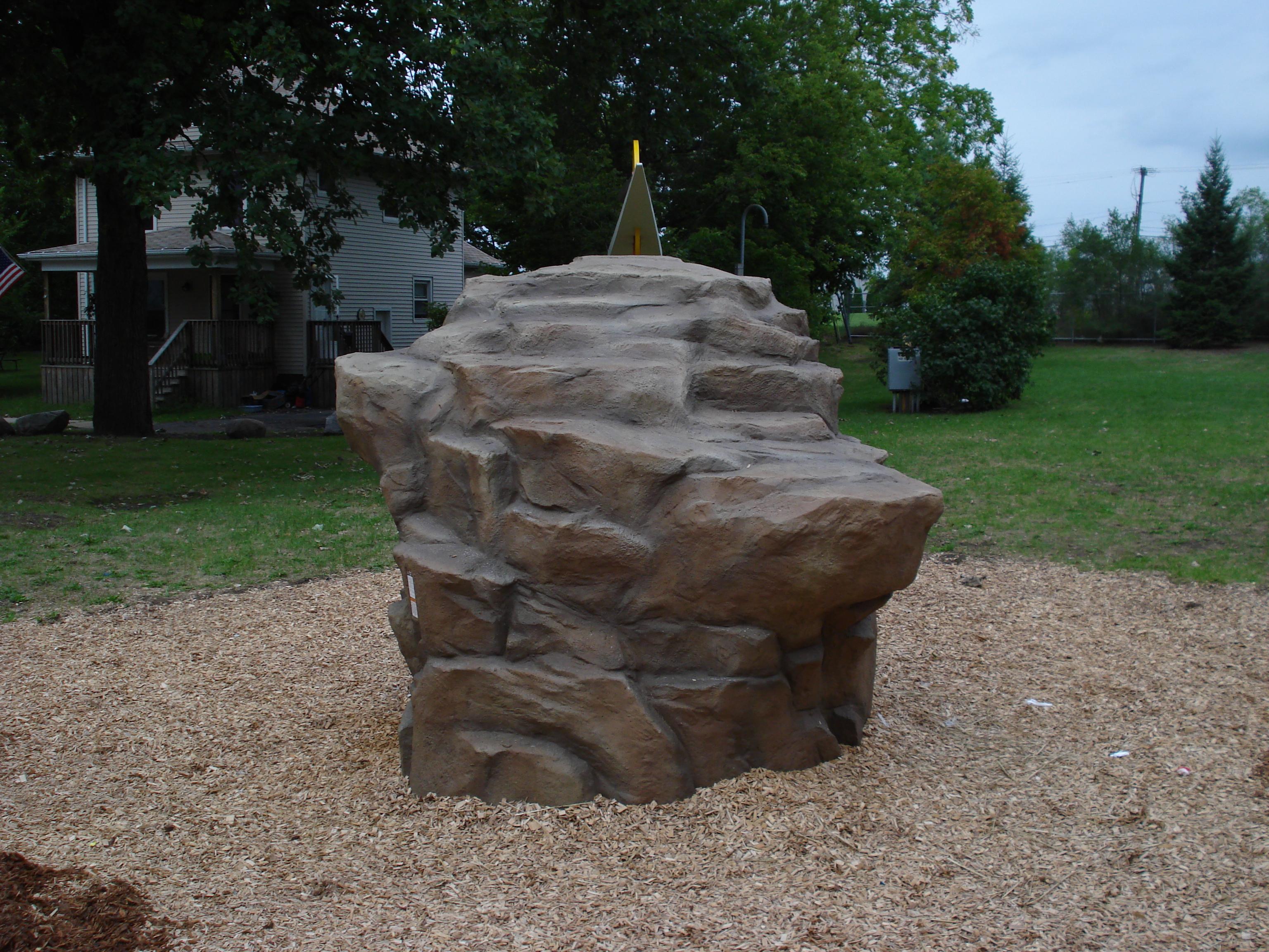 Rock-Climber- Michign
