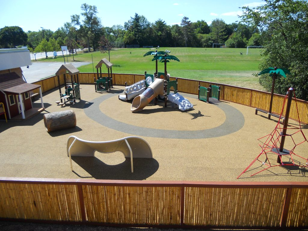 Hillel-School-Playground