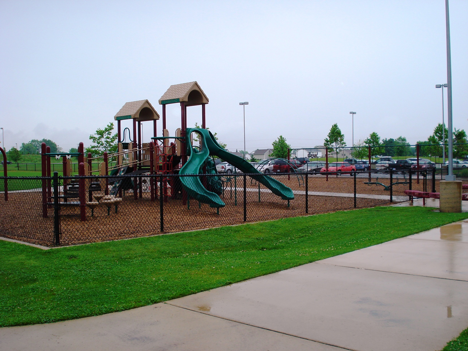 Holland-Michigan-Playground