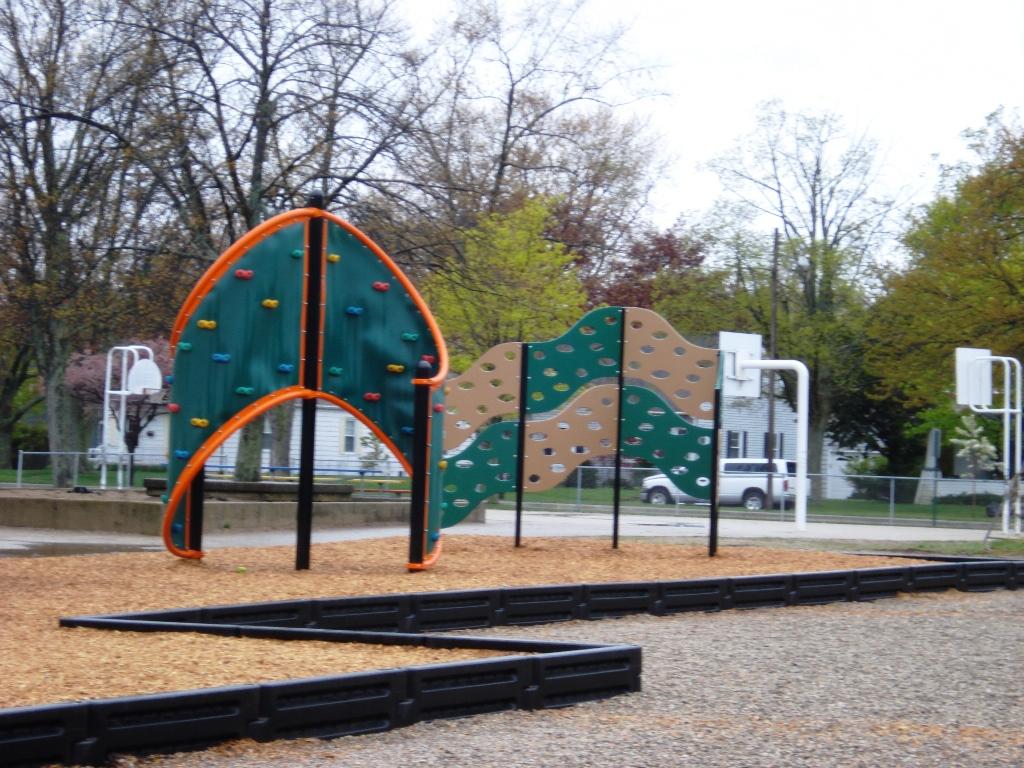 Michigan-Playground-Climber