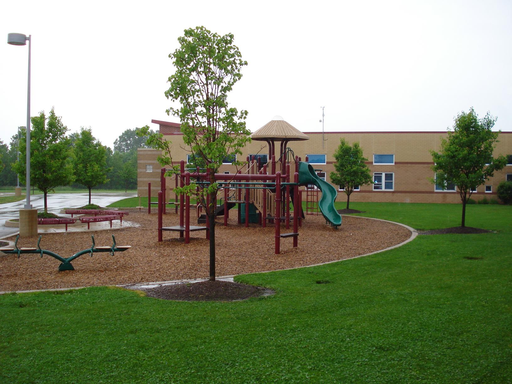 School-plpayground-holland