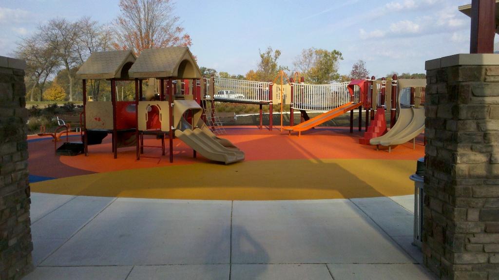 Marshbank-Playground