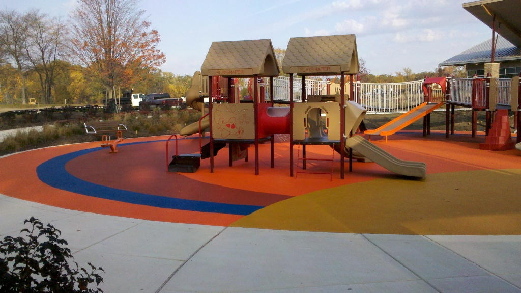 Marshbank-Playstructure