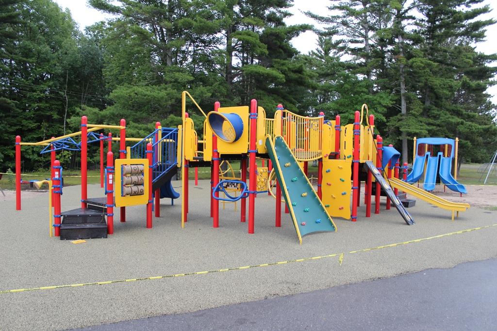 Michigan-playground-slide