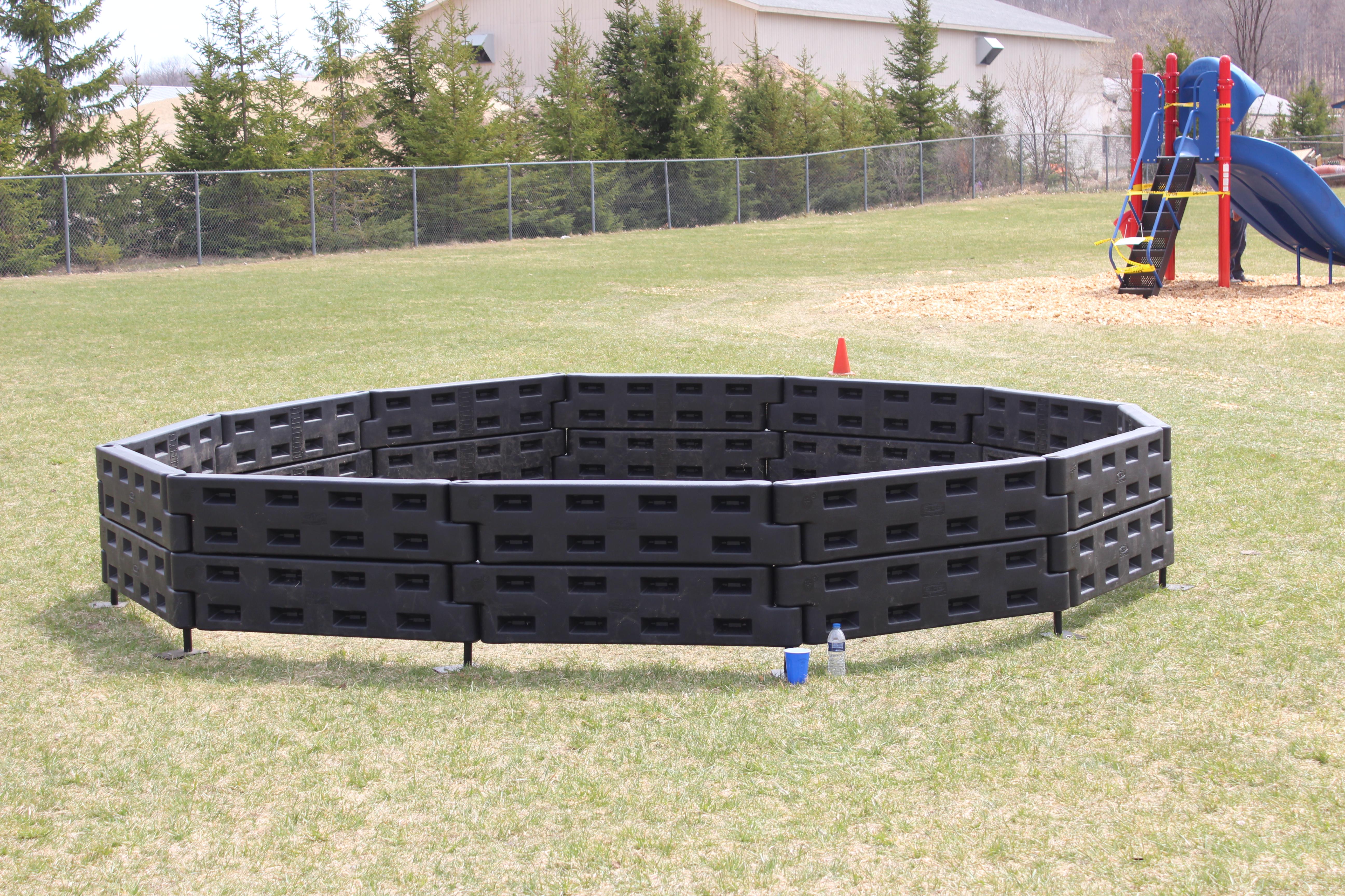 Gaga-ball-pit