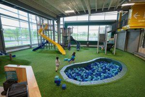 Ann Arbor MI indoor playground