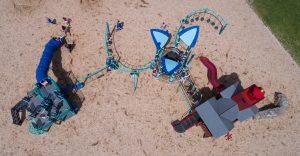 aerial holland mi playground