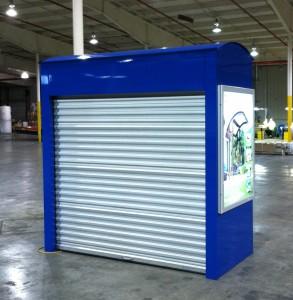 Bike storage locker