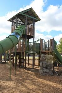 Harbor Springs slide