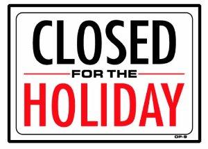 Office Closed - Penchura