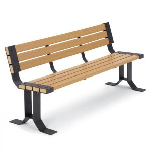 wooden bench parks