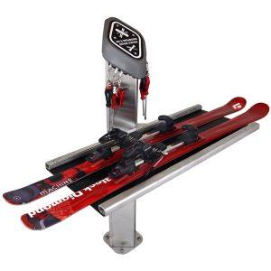 ski repair stand