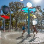 splash pad Michigan