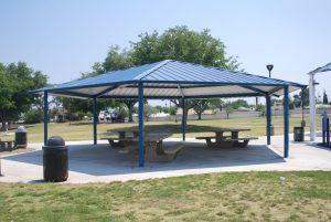 poligon square shelter