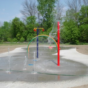 Water-Spray-Park